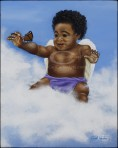 Baby Angel (Canvas)