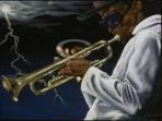 Miles (Canvas)