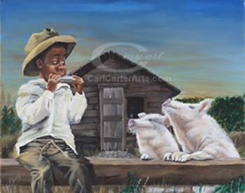 African American Paintings